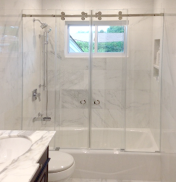 Barn Door Shower Doors What Expert Advice On Glass